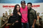 Aadar Jain, Ranbir Kapoor, Anya Singh At Film Qaidi Band Special Screening on 24th Aug 2017 (5)_59a0169d9a1d6.jpg