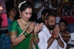 Sanjay Dutt, Manyata Dutt At T Series For Celebration Of Ganesh Chaturthi on 25th Aug 2017 (53)_59a017f35eb88.JPG
