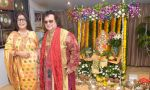 Bappi Lahiri celebrates Ganesh festival with a release of a song on 25th Aug 2017 (1)_59a2352aafa84.JPG