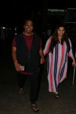 Ganesh Acharya With Wife Spotted At Airport on 28th Aug 2017 (6)_59a3c9c54e5b1.JPG
