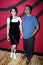 Zareen Khan, Anant Mahadevan at The Trailer Launch Of Aksar 2 on 28th Aug 2017 (26)_59a50012a8dfd.JPG