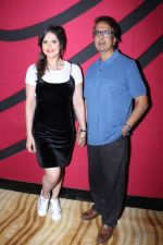 Zareen Khan, Anant Mahadevan at The Trailer Launch Of Aksar 2 on 28th Aug 2017 (28)_59a500134dd90.JPG