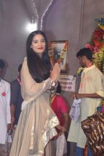 Poonam Pandey Came For Darshan At Andheri Cha Raja on 28th Aug 2017 (10)_59a50821460f2.JPG