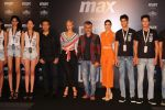 Arjun Khanna, Marc Robinson, Alesia Raut at the Final Stage Of Audition of The World Biggest Modeling Contest Elite Model Look 2017 on 30th Aug 2017 (27)_59a7af1b54b36.JPG