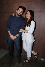Bhumi Pednekar, Ayushmann Khurrana at the Special Screening Of Film Shubh Mangal Savdhan on 31st Aug 2017 (118)_59a910206c3f8.JPG