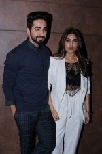 Bhumi Pednekar, Ayushmann Khurrana at the Special Screening Of Film Shubh Mangal Savdhan on 31st Aug 2017 (13)_59a9101dcdcf9.JPG