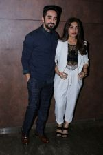 Bhumi Pednekar, Ayushmann Khurrana at the Special Screening Of Film Shubh Mangal Savdhan on 31st Aug 2017 (8)_59a9101c16721.JPG