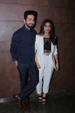 Bhumi Pednekar, Ayushmann Khurrana at the Special Screening Of Film Shubh Mangal Savdhan on 31st Aug 2017 (9)_59a9101cab8bf.JPG