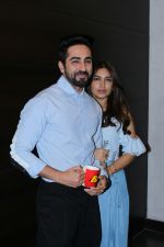 Ayushmann Khurrana, Bhumi Pednekar Promoting Film Shubh Mangal Savdhan on 31st Aug 2017 (28)_59a8fc4730717.JPG