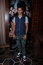 Farhan Akhtar Spotted to Promote their Film Lucknow Central on 31st Aug 2017 (10)_59a8fc7f5d1cd.JPG