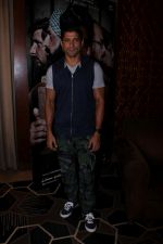 Farhan Akhtar Spotted to Promote their Film Lucknow Central on 31st Aug 2017 (13)_59a8fc811a3cf.JPG