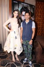 Farhan Akhtar, Diana Penty Spotted to Promote their Film Lucknow Central on 31st Aug 2017 (14)_59a8fc8480375.JPG