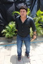 Ali Asgar On Location Of A New Chat Show on 3rd Sept 2017 (3)_59ae4ae802bc3.JPG