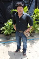 Ali Asgar On Location Of A New Chat Show on 3rd Sept 2017 (7)_59ae4aea55487.JPG