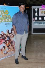 Suhaas Ahuja at the Trailer Launch Of Film Tu Hai Mera Sunday on 6th Sept 2017(117)_59afd25a86f4f.JPG