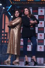 Farah Khan, Ali Asgar at the press conference of Star Plus Show Lip Sing Battle on 7th Sept 2017 (23)_59b249365bfa3.JPG