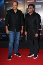 A R Rahman at the Premiere Of Music Maestro A.R. Rahman One Heart - A Concert Film on 7th Sept 2017 (83)_59b263378d538.JPG