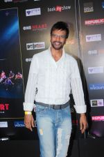 Javed Jaffrey at the Premiere Of Music Maestro A.R. Rahman One Heart - A Concert Film on 7th Sept 2017 (139)_59b263d5b4877.JPG