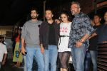 Ankur Bhatia, Shraddha Kapoor, Siddhanth Kapoor, Apoorva Lakhia at the promotion of film Haseena Parkar on 9th Sept 2017 (17)_59b4d0f498a4b.JPG