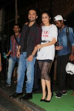Shraddha Kapoor, Siddhanth Kapoor at the promotion of film Haseena Parkar on 9th Sept 2017 (5)_59b4d13ef108d.JPG