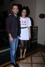 Shraddha Kapoor, Siddhanth Kapoor at the promotion of film Haseena Parkar on 9th Sept 2017 (55)_59b4d140b250d.JPG