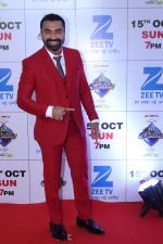 Ajaz Khan at the Red Carpet Of The Grand Celebration Of Zee Rishtey Awards 2017 on 10th Sept 2017 (20)_59b62fd0f0462.JPG
