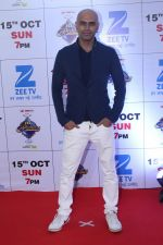 Raghu Ram at the Red Carpet Of The Grand Celebration Of Zee Rishtey Awards 2017 on 10th Sept 2017 (234)_59b631935b846.JPG