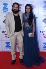 at the Red Carpet Of The Grand Celebration Of Zee Rishtey Awards 2017 on 10th Sept 2017 (114)_59b63052a70f0.JPG
