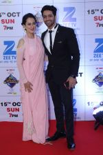 at the Red Carpet Of The Grand Celebration Of Zee Rishtey Awards 2017 on 10th Sept 2017 (125)_59b630598fc3d.JPG