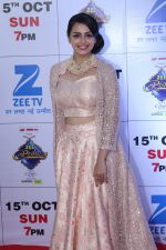 at the Red Carpet Of The Grand Celebration Of Zee Rishtey Awards 2017 on 10th Sept 2017 (163)_59b6306601eab.JPG