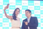 Evelyn Sharma at the Launch Of Vivo V7 Plus on 11th Sept 2017 (32)_59b784d7603b4.JPG
