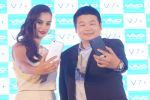 Evelyn Sharma at the Launch Of Vivo V7 Plus on 11th Sept 2017 (36)_59b784da1f1e5.JPG