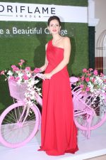 Kalki Koechlin At Launch Of Oriflame New Brand Campaign And Brand Ambassador Announcement on 12th Sept 2017