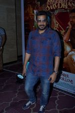 Mukesh Chhabra at the Success Party Of Film Shubh Mangal Saavdhan on 12th Sept 2017
