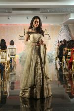 Waluscha de Sousa Walk The Ramp For Monisha Jaisingh, Pallavi & Bhairavi Jaikishan on 12th Sept 2017 (137)_59b8d93fb8a15.JPG