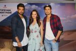 Umeet Vyas, Evelyn Sharma, Karan Kundra at the interview For Stupid Man Smart Phone on 13th Sept 2017 (12)_59ba205f33287.JPG