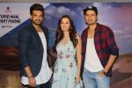 Umeet Vyas, Evelyn Sharma, Karan Kundra at the interview For Stupid Man Smart Phone on 13th Sept 2017 (15)_59ba207658f32.JPG