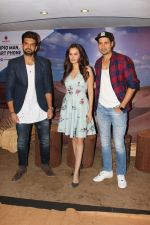 Umeet Vyas, Evelyn Sharma, Karan Kundra at the interview For Stupid Man Smart Phone on 13th Sept 2017 (18)_59ba205fd006d.JPG