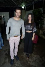 Aamir Ali, Sanjeeda Sheikh at the Special Screening of Film Simran on 14th Sept 2017 (33)_59bb86fc53cd5.JPG