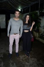 Aamir Ali, Sanjeeda Sheikh at the Special Screening of Film Simran on 14th Sept 2017 (34)_59bb874ce25c5.JPG
