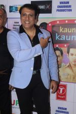 Govinda at the First Look & Music Launch Of Film Kaun Mera Kaun Tera on 14th Sept 2017-1 (91)_59bb7ff53cbb0.JPG
