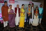 Priyanka Purohit, Tanuj Miglani, Resham Tipnis, Satyajit Shama, Muni Jha at the Launch Of &TV New Show Half Marriage on 14th Sept 2017 (27)_59bb7ad02f239.JPG