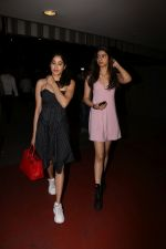 Jhanvi Kapoor, Khushi Kapoor spotted at airport on 18th Sept 2017 (19)_59c0b635047f2.JPG