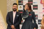 Shilpa Shetty, Raj Kundra at the New Show Launch Aunty Boli Lagao Boli on 18th Sept 2017 (22)_59c0b96e045c8.JPG