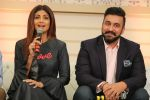 Shilpa Shetty, Raj Kundra at the New Show Launch Aunty Boli Lagao Boli on 18th Sept 2017 (31)_59c0b96f1bdcd.JPG