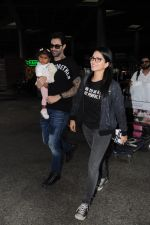 Sunny Leone Spotted At Airport on 18th Sept 2017 (10)_59c0b53ecd631.JPG