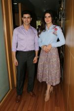 Gautam Rode, Zareen Khan promote For Film Aksar 2 on 21st Sept 2017 (38)_59c51803d8c23.JPG