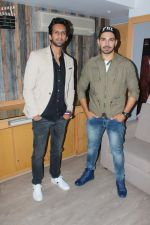 Mohit Madaan, Abhinav Shukla promote For Film Aksar 2 on 21st Sept 2017 (10)_59c518d0a0741.JPG