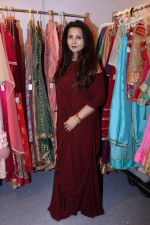 Poonam Dhillon at the Launch Of Padmini Kolhapure & Poonam Dhillon Collection Vivaha on 22nd Sept 2017 (56)_59c52e4290514.JPG