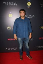 Siddharth Roy Kapoor at the Special Screening Of Film Our Souls At Night on 21st Sept 2017 (34)_59c52098d0125.JPG